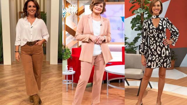 Tânia Ribas, Júlia Pinheiro ou Fátima Lopes. Quem é a líder das tardes?