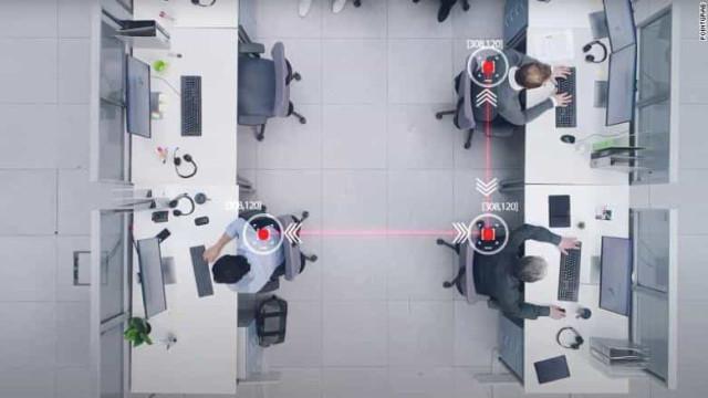 Covid-19. Desenvolvido sensor que pode facilitar regresso aos escritórios