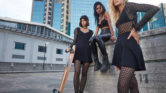 Walking with Fashion! Tezenis tem a legwear mais cool e trendy da estação