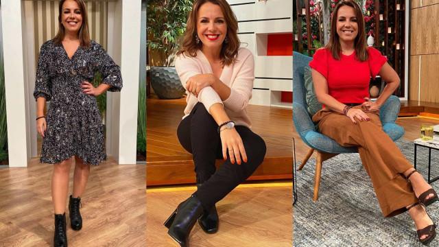 O que achou dos looks da semana de Tânia Ribas de Oliveira?