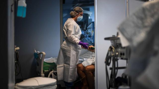 Portugal regista 3.669 novos casos em 24 horas, um novo máximo