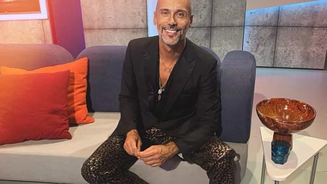 """Pedro Crispim chegou a pesar 105 quilos: """"Era gay e gordo"""""""