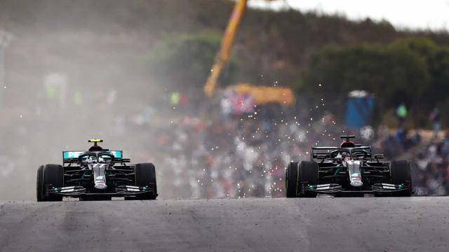GP de Portugal coroa Lewis Hamilton como o novo 'rei' da Formula 1
