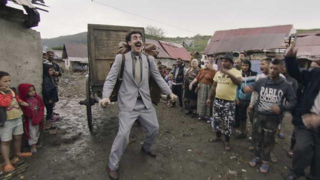 'Very nice!'. Campanha do turismo do Cazaquistão adota slogan de Borat