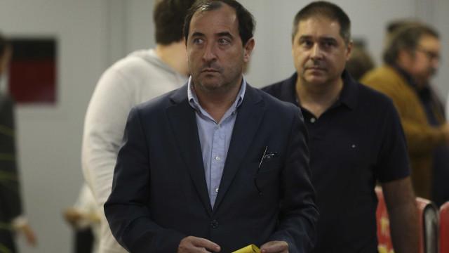 Oficial: Bruno Costa Carvalho retira-se da corrida às eleições do Benfica