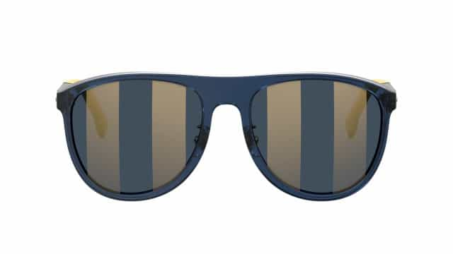 FENDI apresenta óculos masculinos para o outono/inverno 2020