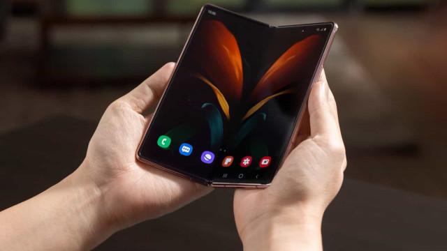 Os melhores smartphones dobráveis que pode ter