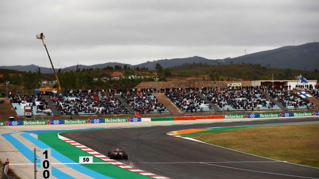 Formula 1 ultima calendário para 2021 sem GP de Portugal