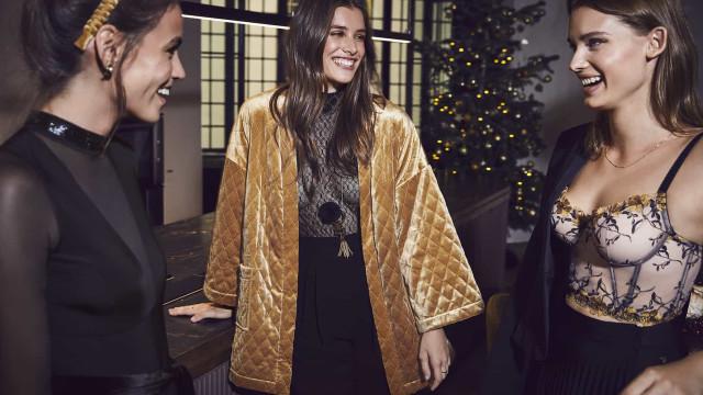 Women'secret apresenta Sense Limited: Lingerie super sexy para o Natal