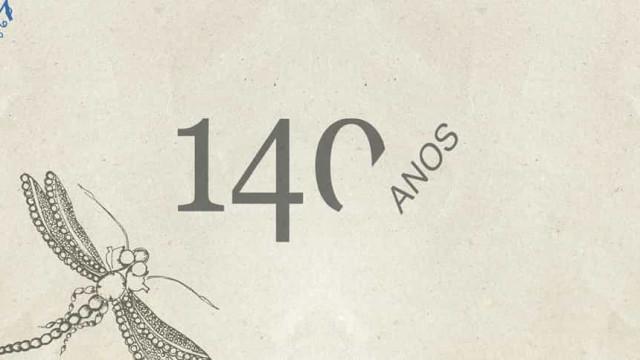 Machado Joalheiro assinala 140º aniversário com coleção muito especial