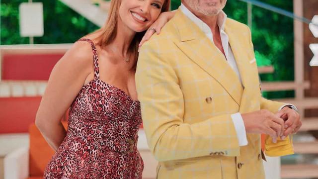 """Goucha preocupado com Cristina Ferreira: """"Liga-me todos os dias"""""""