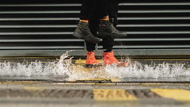 Palladium cria calçado reciclado e à prova de água
