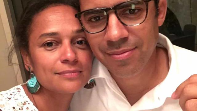 Luto. Isabel dos Santos recorda memórias com o marido e agradece carinho