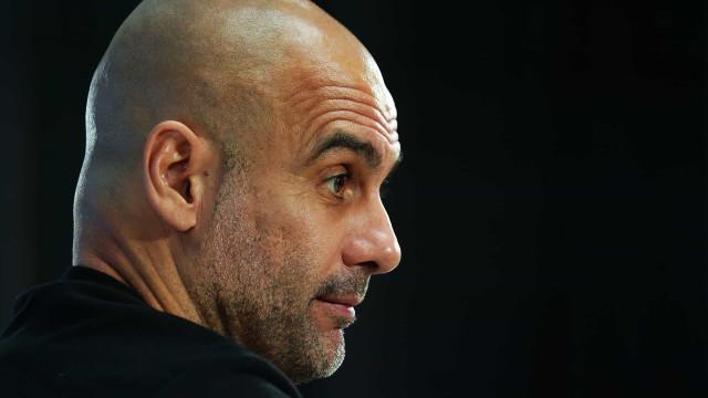 Nem Messi, nem Harry Kane. Eis o principal alvo de Guardiola para 2021/22
