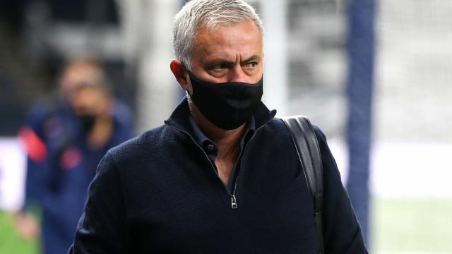 """""""Mourinho fez uma lavagem cerebral aos jogadores do Tottenham"""""""