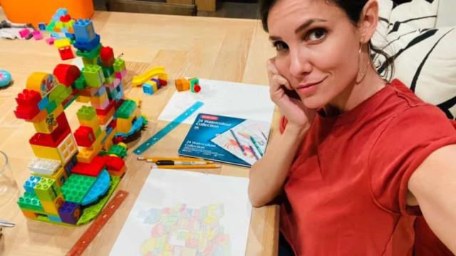Daniela Ruah revela talento escondido em projeto especial com os filhos