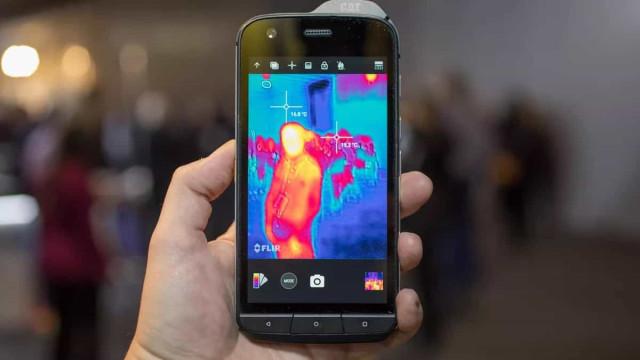 Os smartphones mais resistentes que pode encontrar