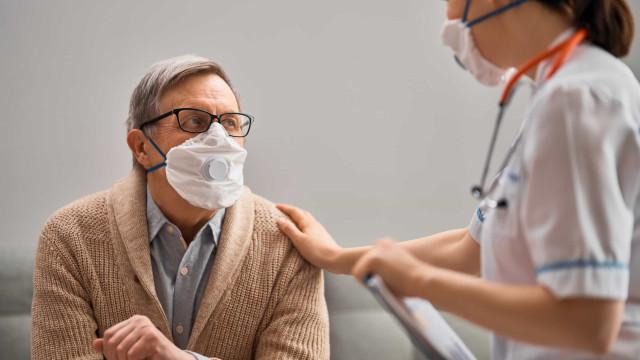 Não é tosse. Este é o sintoma mais comum de Covid-19