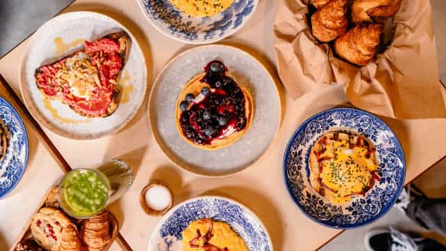 Restaurante QURA recebe Pop Up de Brunch d'O Moço dos Croissants