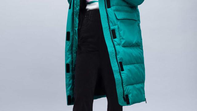 Os icónicos puffer jackets estão de volta com a Tommy Jeans