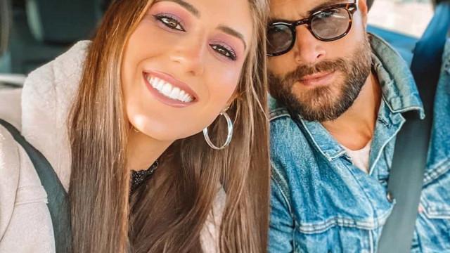 Inês Abrantes, namorada de Isaac Alfaiate, partilha testemunho único