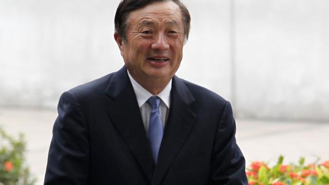 EUA querem matar a Huawei, afirma CEO