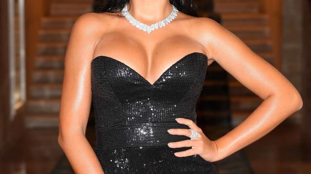 Georgina Rodríguez exibe curvas em lingerie e recebe onda de elogios
