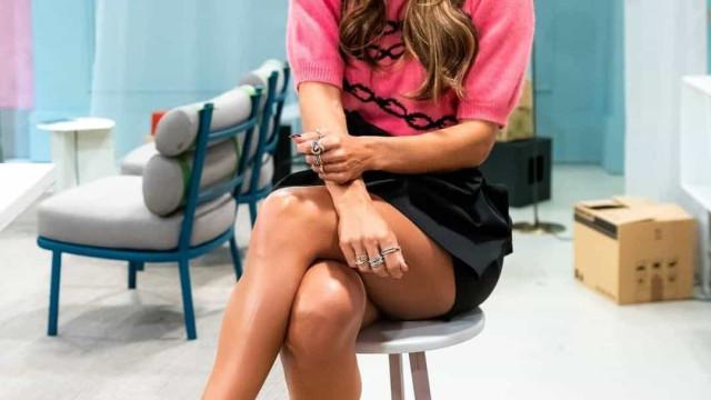 Carolina Patrocínio arrasa com look (que não é para todas as carteiras)