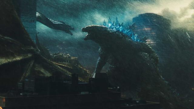 Netflix em 'luta de titãs' com HBO Max por 'Godzilla vs Kong'
