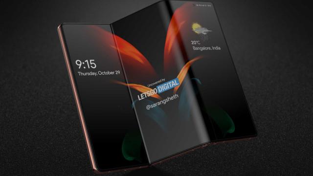 Samsung pretende lançar smartphones com ecrã dobrável e 'enrolável'