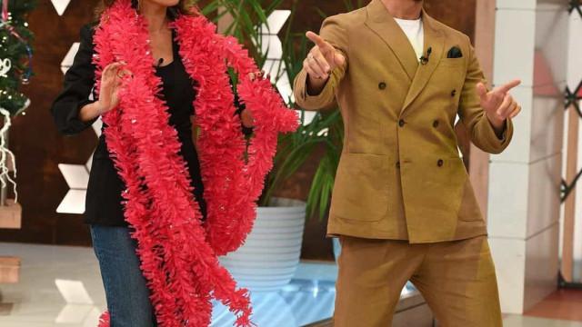 Goucha fora, dia de festa no programa! As fotos da festa no 'Você na TV'