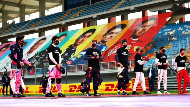 F1: Os pilotos garantidos e as mudanças na grelha para 2021