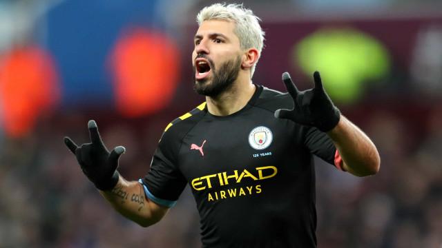 Manchester City comprou 16 avançados em 12 anos... mas poucos se safaram
