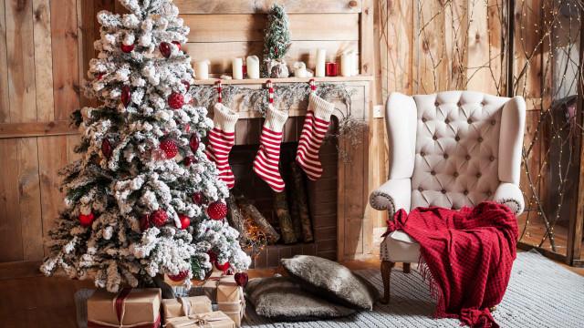Cinco ideias para decorar a casa com espírito natalício