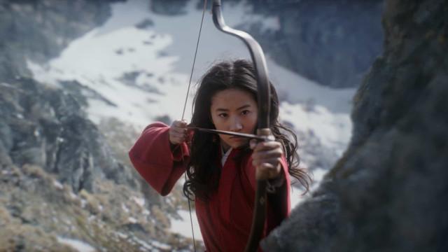 'Mulan' já está disponível para ver no Disney+