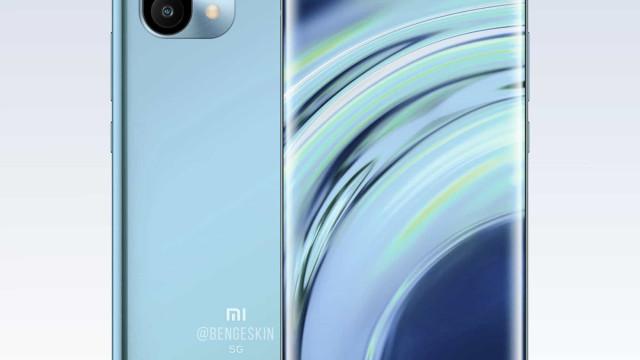 Este pode ser o próximo topo de gama da Xiaomi