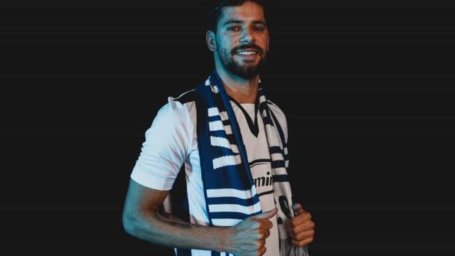 Oficial: Ex-FC Porto é o 6.º reforço de inverno do Famalicão