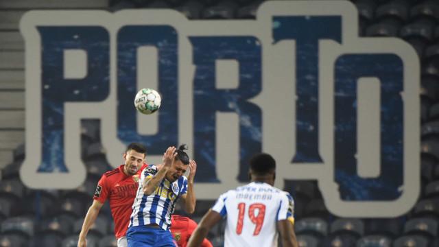As melhores imagens do FC Porto-Benfica que não viu na TV