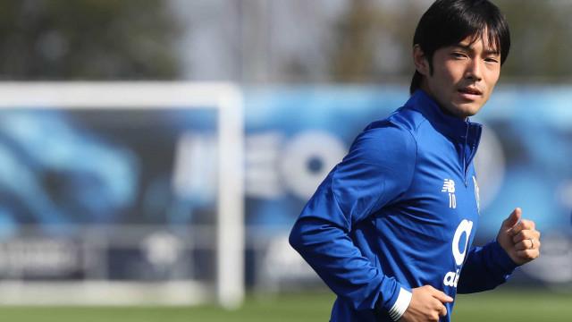 Oficial: Nakajima deixa o FC Porto