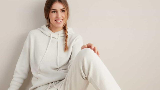 Conforto e elegância juntam-se nas propostas de 'homewear' da Falconeri