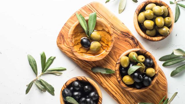 Como é que as azeitonas afetam o processo de perda de peso?