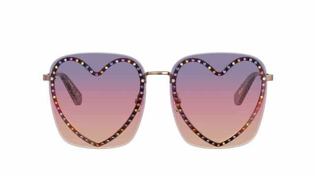 The Marc Jacobs. A coleção de óculos perfeita para Dia dos Namorados