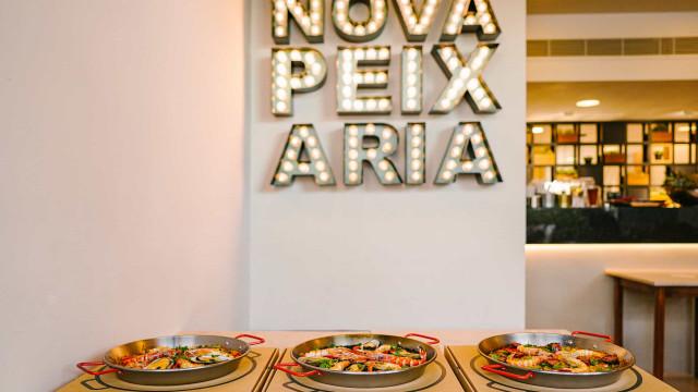Restaurante Nova Peixaria tem paellas com desconto de 10 euros