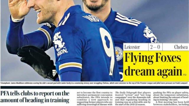 Lá fora: Messi por Mbappé, CR7 procura mais um troféu e o super Leicester