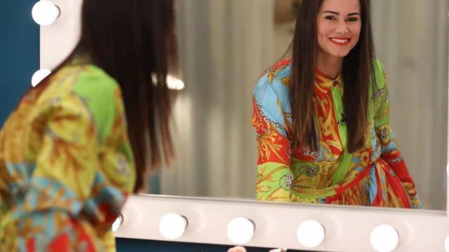 O vestido incrível de Cláudia Vieira que Rita Pereira pediu