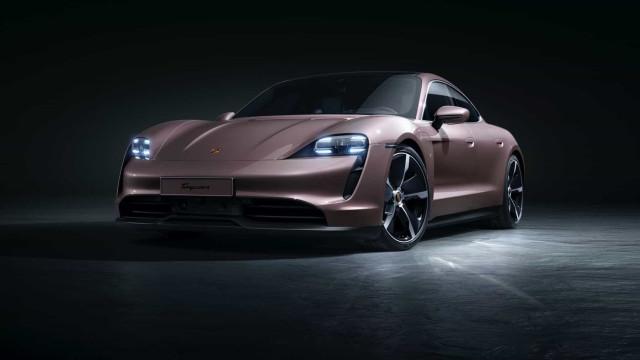 Porsche anunciou versão mais barata do elétrico Taycan. Veja as imagens