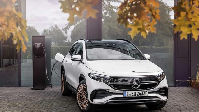 Eis o novo Mercedes-Benz EQA, o elétrico mais acessível da Mercedes