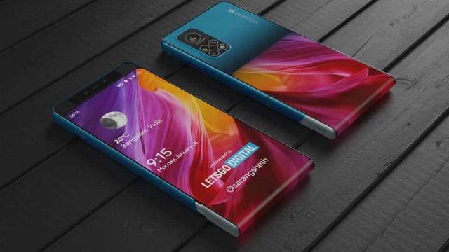 Patente da Xiaomi exibe um dos seus telemóveis mais bizarros
