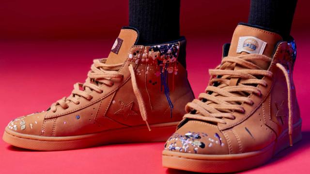 Converse x Bandulu. A coleção icónica que une streetwear e basquetebol