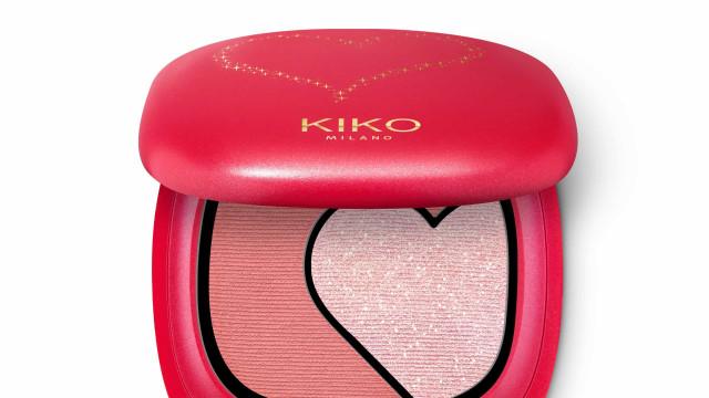 KIKO MILANO: Apaixone-se pela coleção Ray of Love e crie o look do amor